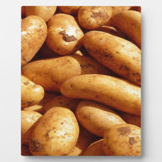 potatoes plaque