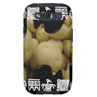POTATOES PRODUCTS SAMSUNG GALAXY S3 CASES