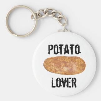 Potatoes Series Keychain