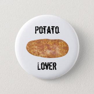 Potatoes Series Pinback Button