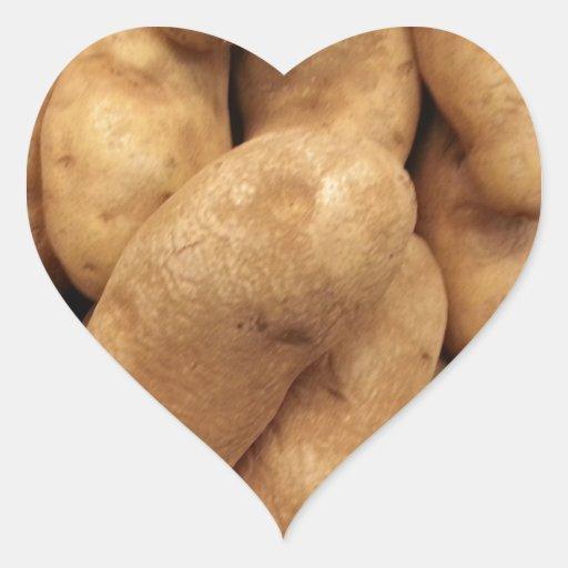 Potatoes Stickers