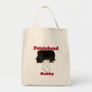 Potatohead Bobby Bolsa Tela Para La Compra