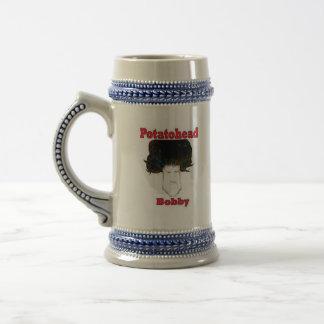 Potatohead Bobby 18 Oz Beer Stein