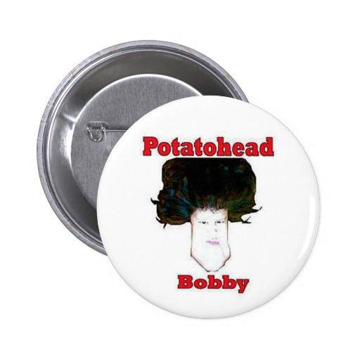 Potatohead Bobby Pins
