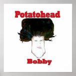 Potatohead Bobby Poster