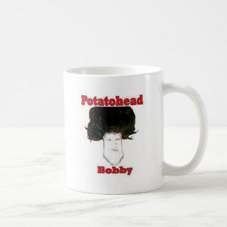 Potatohead Bobby Taza Básica Blanca