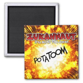 Potatoom magnet