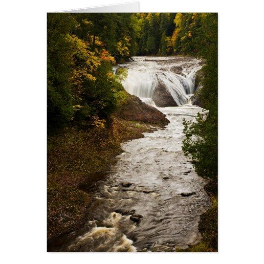 Potawatomi Falls Card