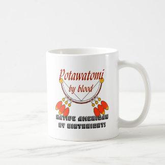Potawatomi Classic White Coffee Mug