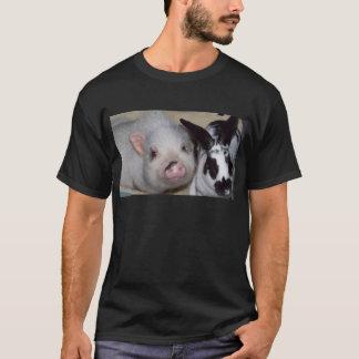 Potbelly Pig & Friend T-Shirt