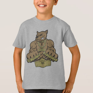 Potcake Knuckle Up T-Shirt