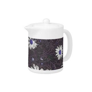 Pote artsy del té de las margaritas