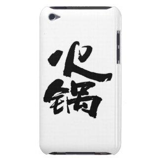 Pote caliente iPod touch Case-Mate fundas