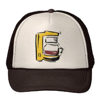 Pote del café de Caffeinated Gorra