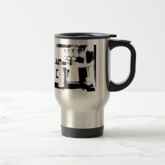 Pote del café taza