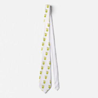 Pote del cocinero corbatas personalizadas