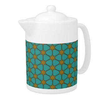 Pote del té del TRULLO Y del MORENO