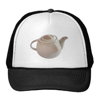Pote del té gorra