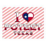 Poteet, Texas Postcards
