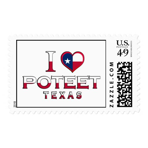 Poteet, Texas Stamps