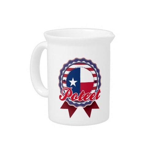 Poteet, TX Drink Pitcher