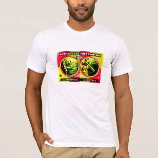 Potemkin Russian Movie Poster T-Shirt