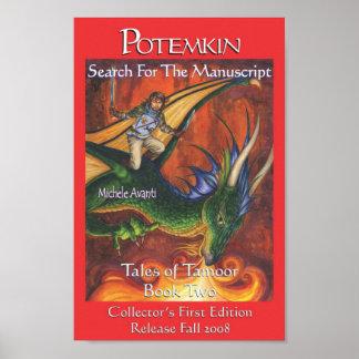 Potemkin - Tamoor Book Two Print