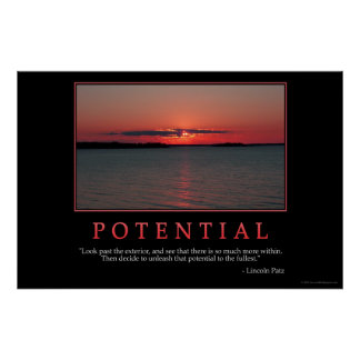 Potencial Posters
