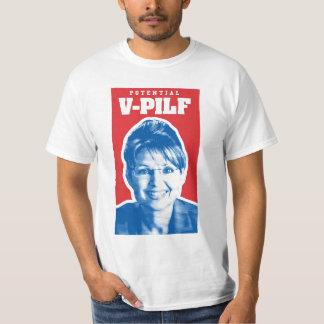 Potencial V-PILF Camisas