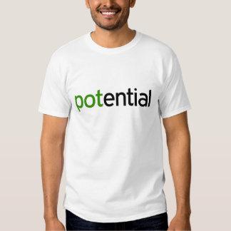 POTENTIAL Pot T-shirt