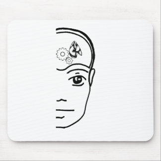 Potential Reality Head Mouse Pad