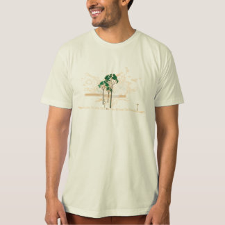 Potential Trees Mens Tee - Light