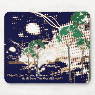 Potential Trees Mousepad