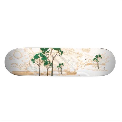 Potential Trees Skate Decks