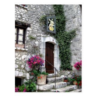 Poterie de la Tour en el La Turbie, Francia Postal