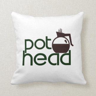 Pothead Cojín Decorativo