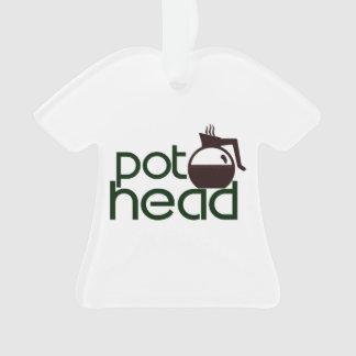 Pothead Ornament