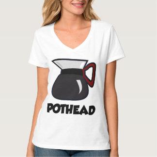 Pothead Playera
