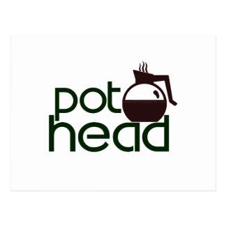 Pothead Postcard