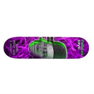 Pothead skateboard