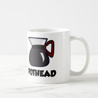 Pothead Taza Clásica