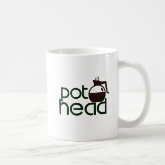 Pothead Taza De Café
