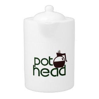 Pothead Teapot