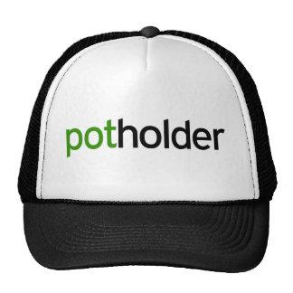 Potholder Pot Hat