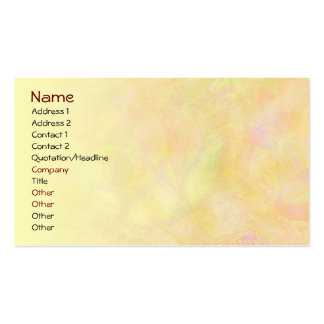 Pothos & Planter Elegant Business Card