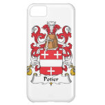 Potier Family Crest iPhone 5C Covers