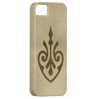 Potion Bottle Parchment Style  iPhone 5 Case