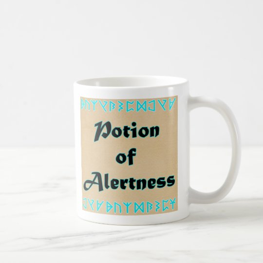 Potion of Alertness Coffee Mug