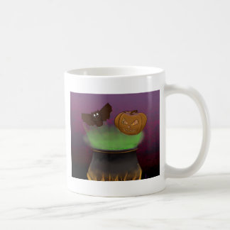 potion of halloween coffee mug