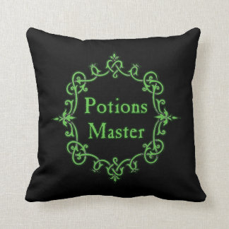 Potions Master - Pillow